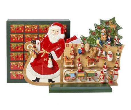Decoratiune Santa Sleigh