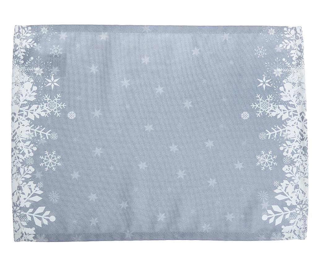 Kizzy Grey 2 db Tányéralátét 33x45 cm