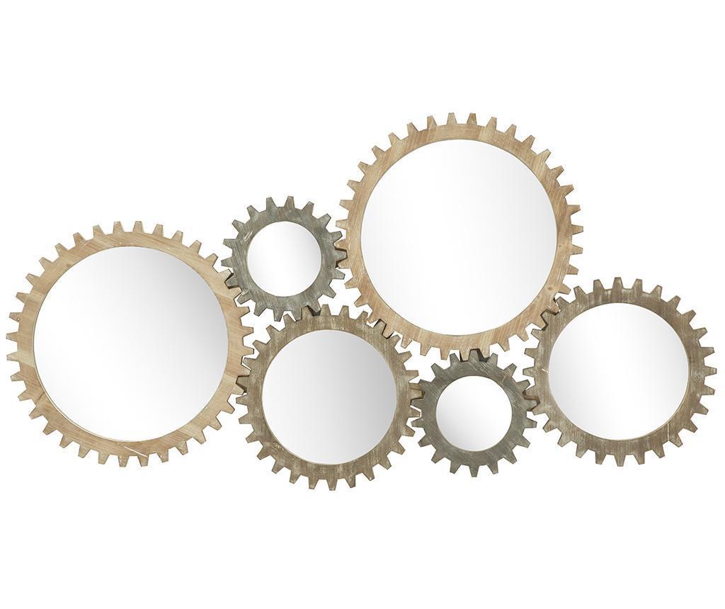 Dekorativno ogledalo Ingranaggio