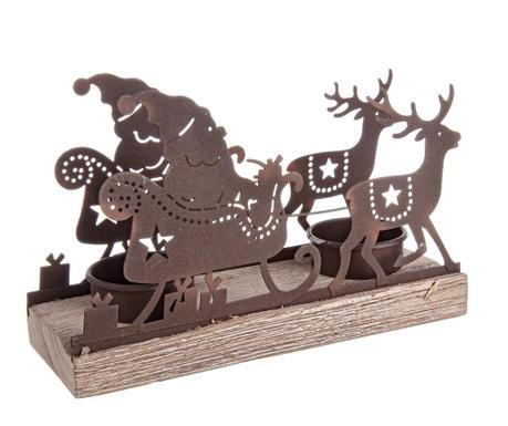 Podstavec na svíčky Country Reindeer