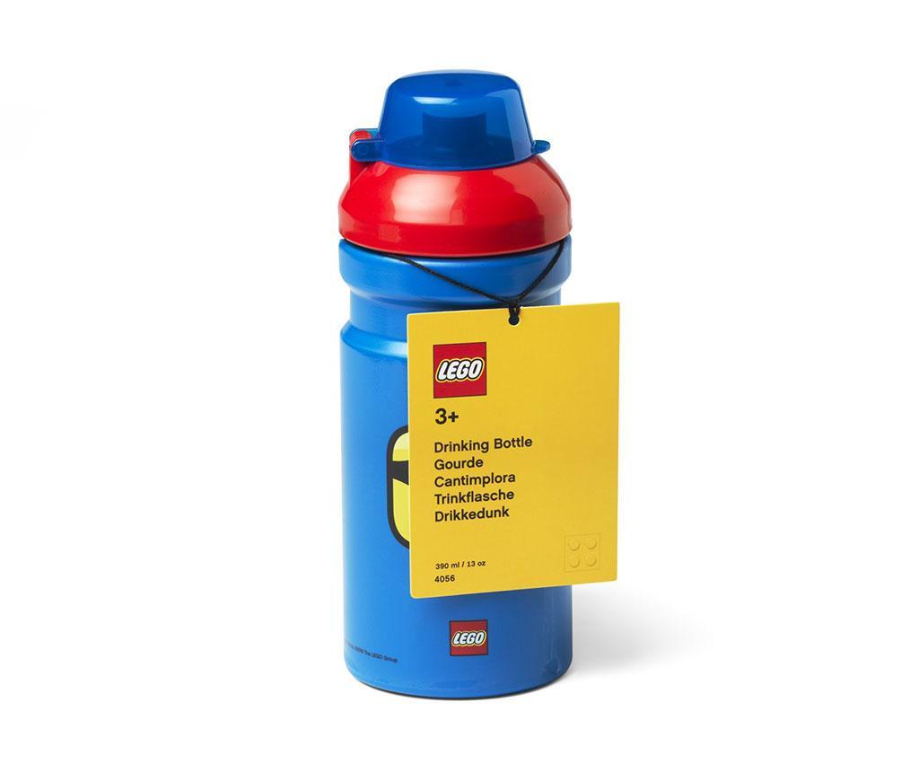 Sportska boca Classic Blue 390 ml