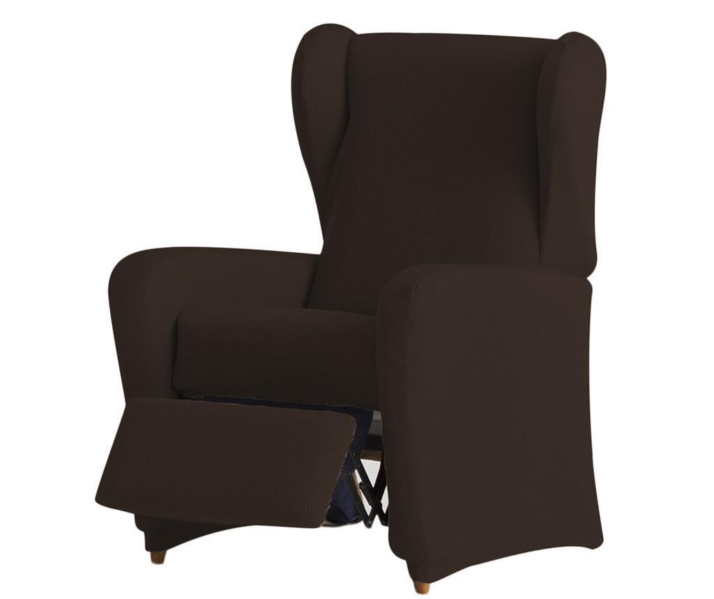 Ulises Brown Elasztikus huzat dönthető fotelre