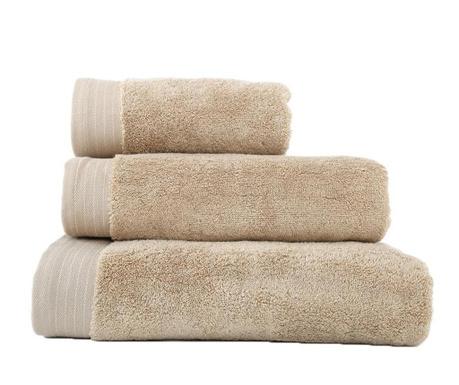 Кърпа за баня Corewell Beige 90x150 см