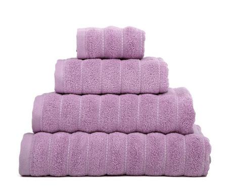 Kopalniška brisača Frizz Lilac