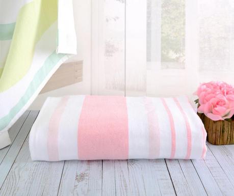 Kopalniška brisača Havlu Lotus Pink 90x150 cm