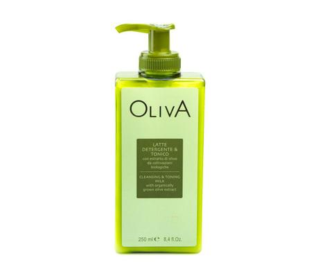 Odličovací mléko a tonikum Oliva 250 ml