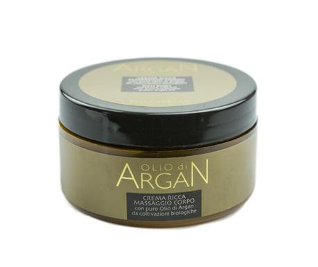 Tělový krém Argan Care Rich 300 ml