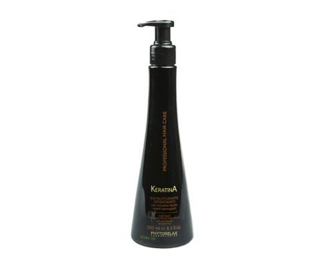 Opravný balzám na poškozené vlasy Keratina 250 ml