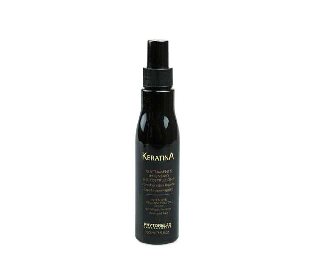 Keratina Hajápoló spray töredezett hajra 150 ml