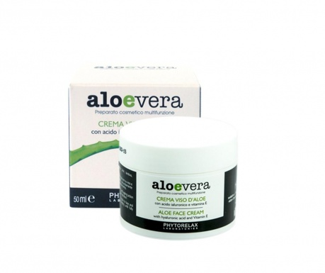 Krema za obraz Aloe Vera 50 ml