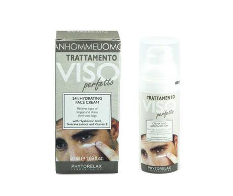 Hydratačný krém na tvár pre mužov Perffect Face 50 ml