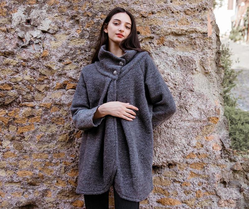 Ženski plašč Sissi Corinzio