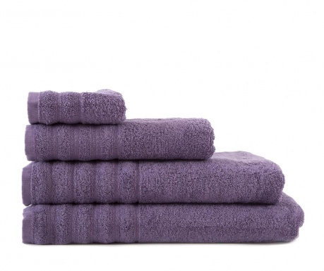 Kopalniška brisača Alexa Purple