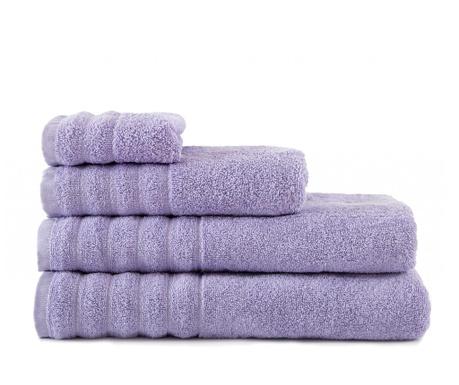 Kopalniška brisača Alexa Lilac