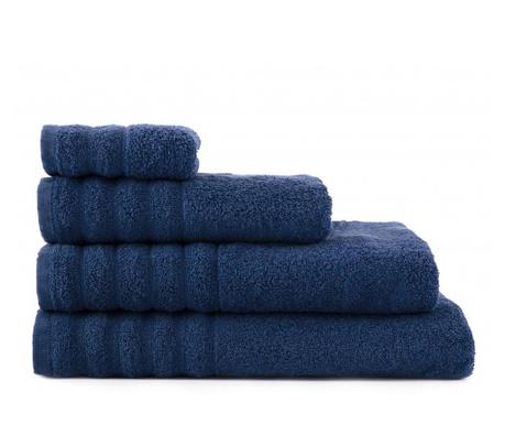 Kopalniška brisača Alexa Navy Blue