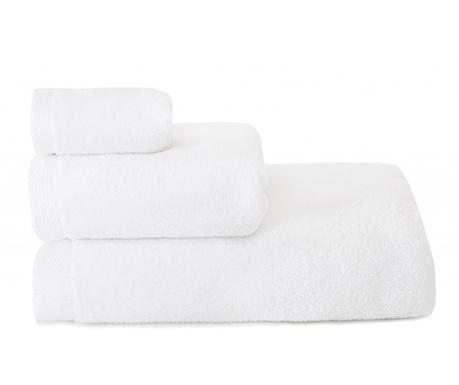 Kopalniška brisača Comfort White