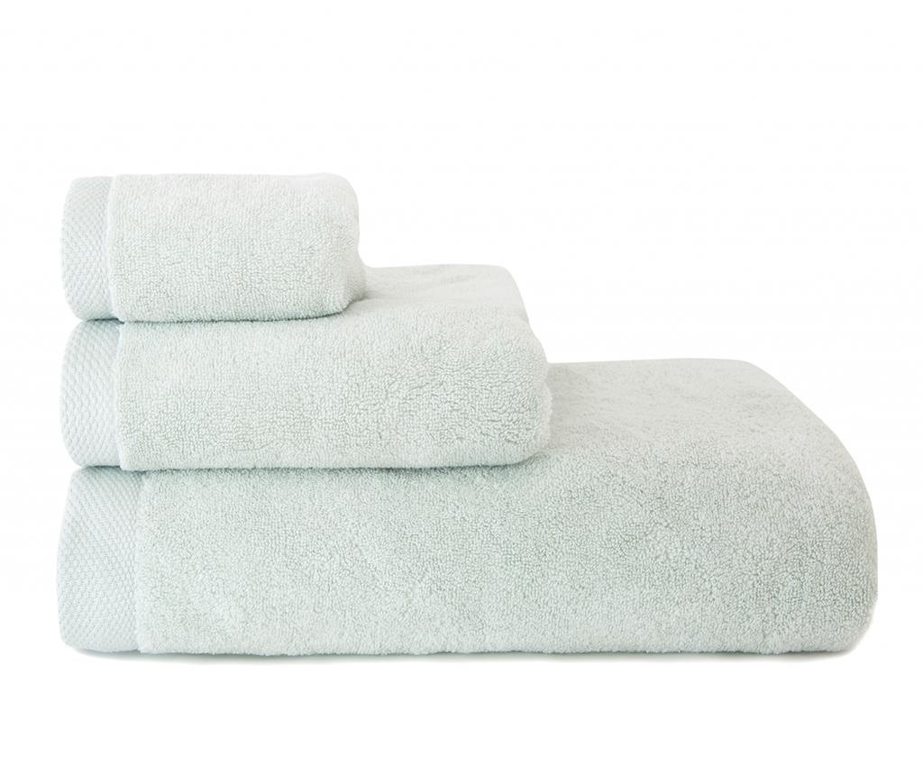 Kopalniška brisača Comfort Mint 50x90 cm