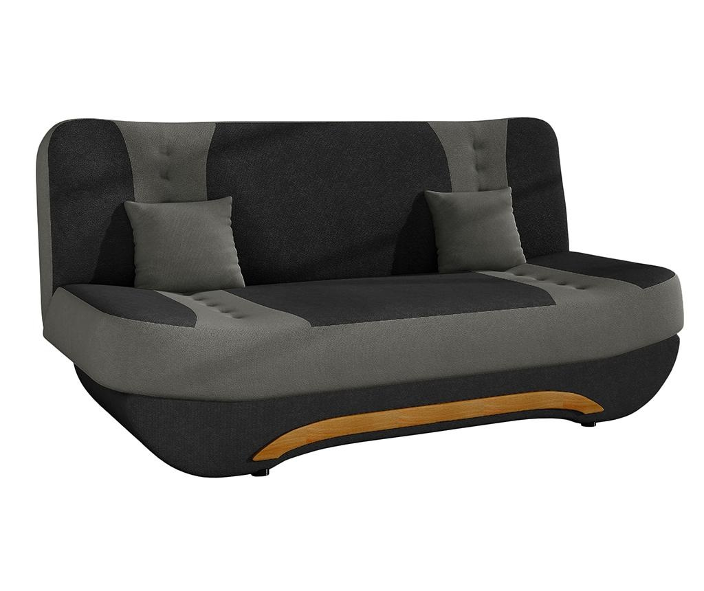 Sofa na razvlačenje Ewa Grey Duo