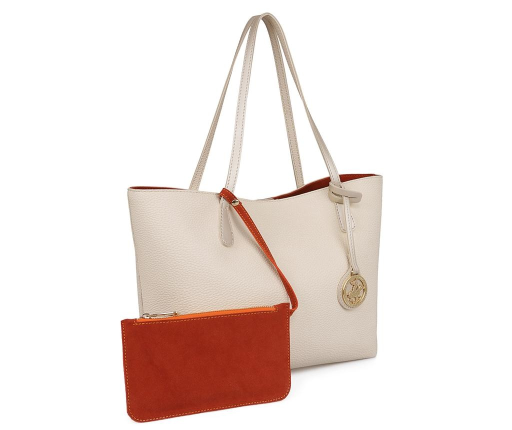 Torba Sue Cream Orange
