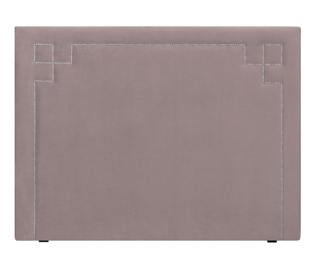 Tablie de pat Nicholas Lavander Silver Pins 120x200 cm