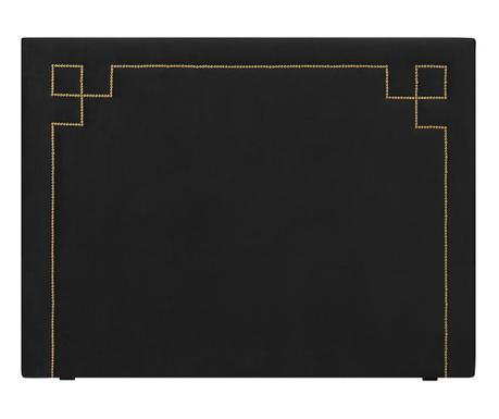 Tablie de pat Nicholas Black Gold Pins 120x200 cm