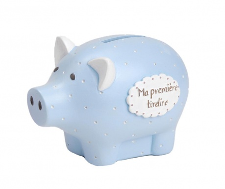 Piggy Blue Persely