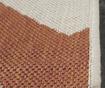 Covor Chelsea Terracotta Beige 60x109 cm