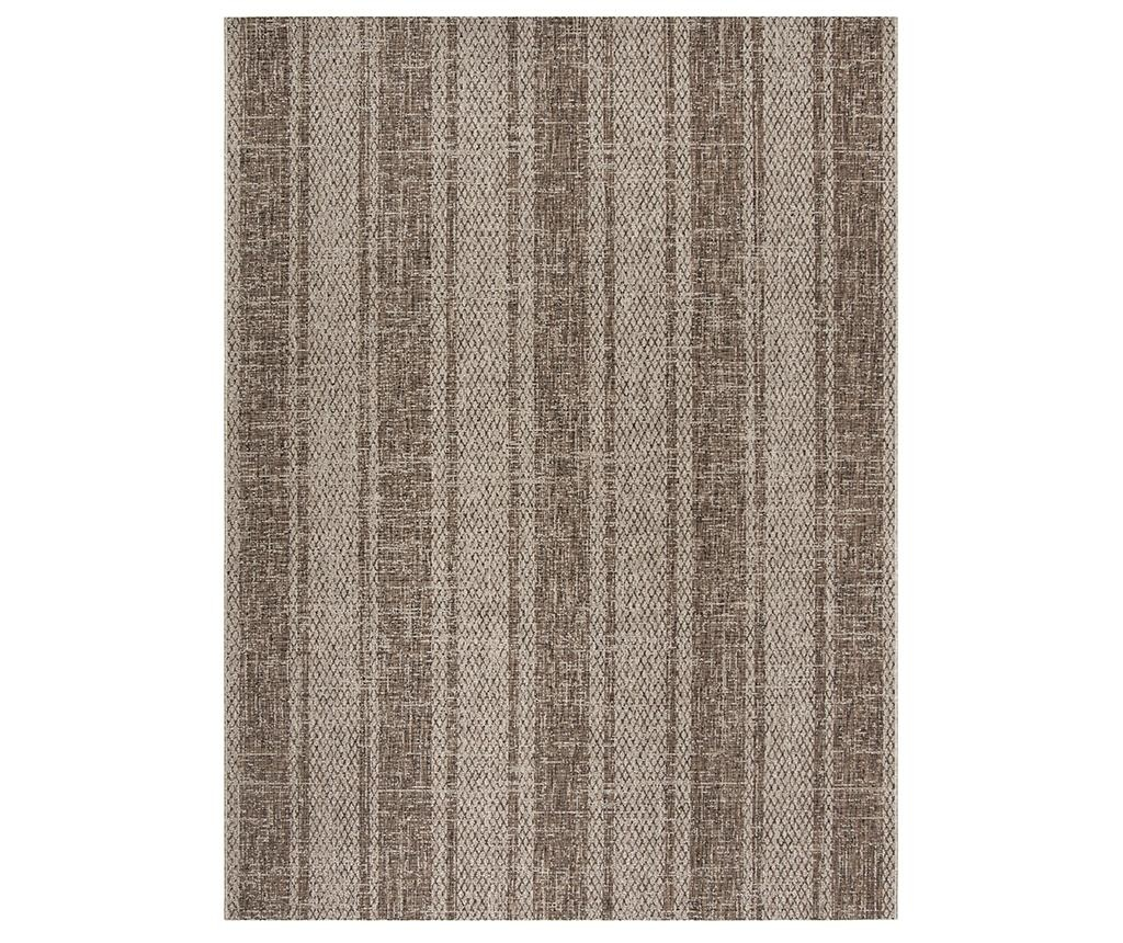 Covor Rafal Cream Brown 90x150 cm