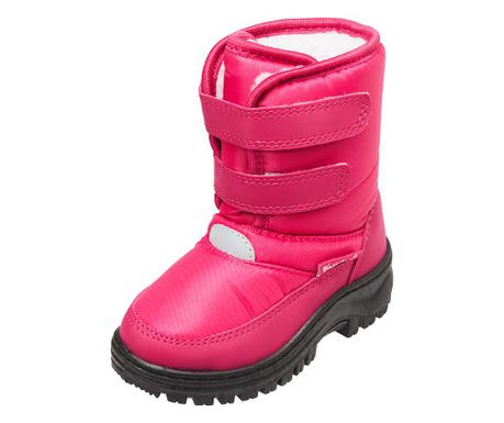 Dětské kozačky Herzchen Pink