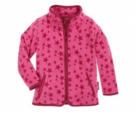 Jacheta copii Star Pink 2 ani