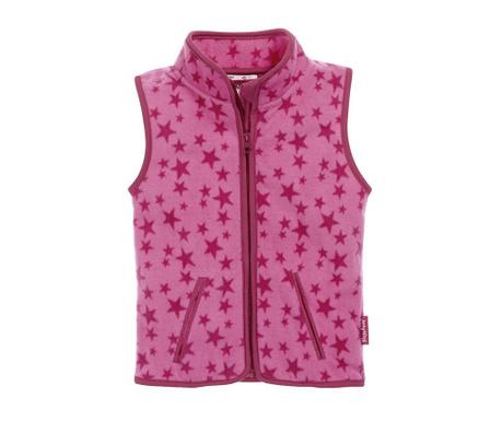 Detská vesta Stars Pink
