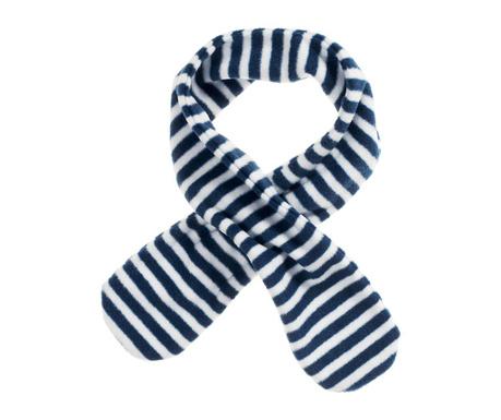 Dětská šála Stripes Navy