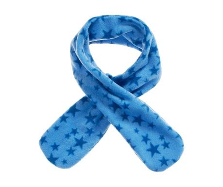 Παιδικό κασκόλ Stars Blue