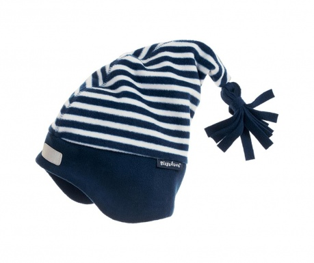 Dječja kapa Stripes Navy