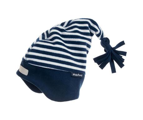 Dětská čepice Stripes Navy