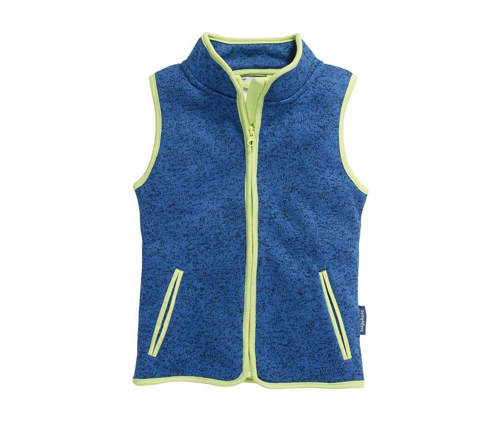 Dětská vesta Jake Blue 10 měs.