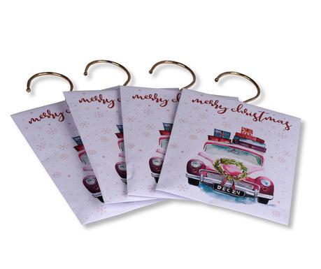 Set 4 dišečih vrečk Car Gift