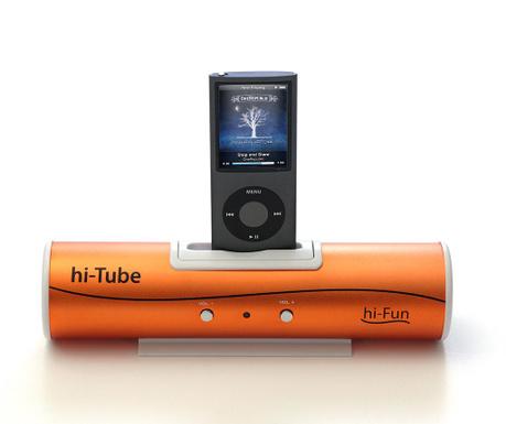 hi-Tube Orange Hordozható hangszóró