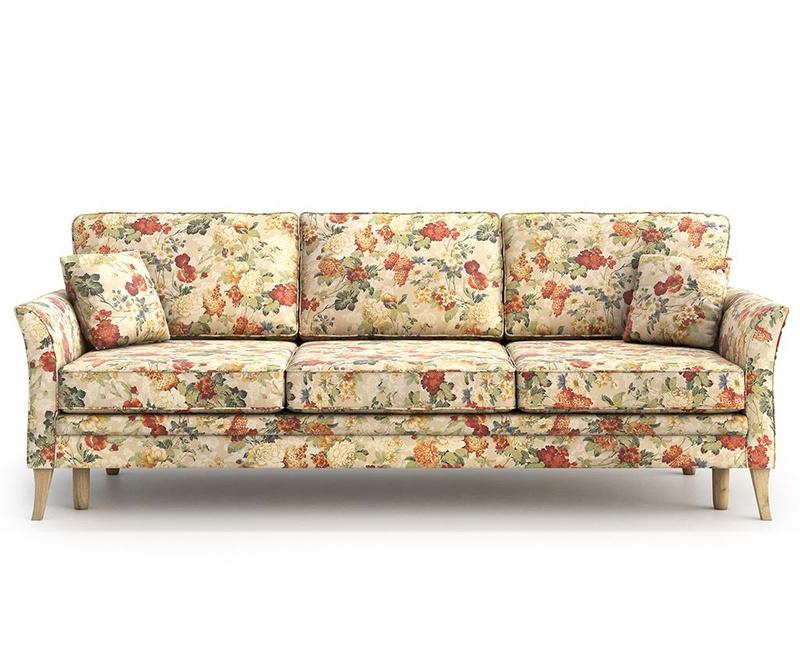 Juliett Femme Háromszemélyes kihúzható kanapé