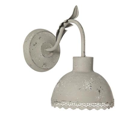 Zidna svjetiljka Karla Wide Grey
