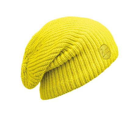 Čepice unisex Buff Drip Yellow