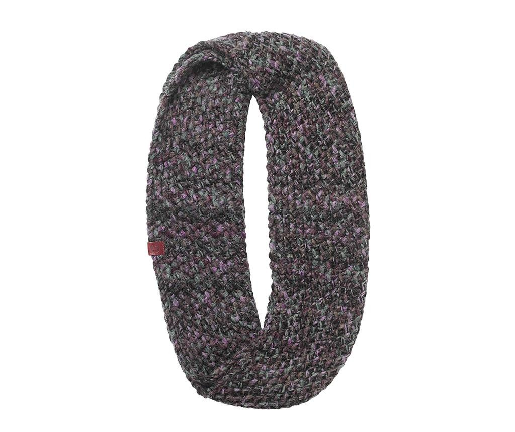 Fular circular unisex Buff Margo 27x29 cm