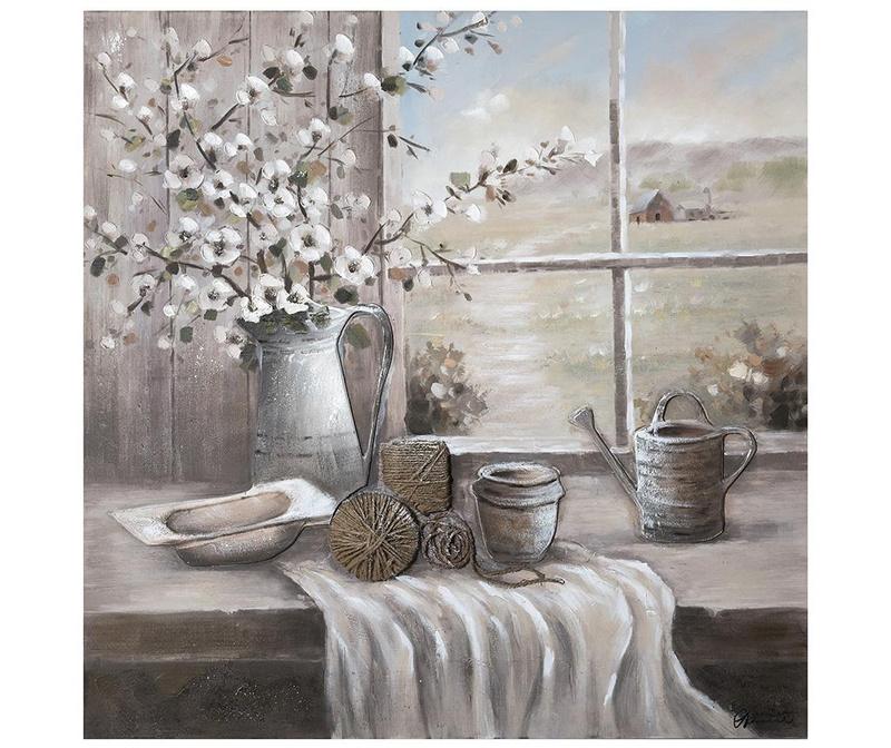 Obraz Yarn 100x100 cm