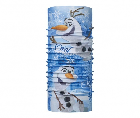 Bandana multifunctionala copii Buff Frozen Olaf 22x49 cm