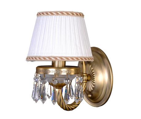 King Brass Fali lámpa