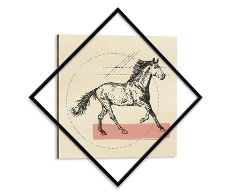 Obraz Freedom 64x64 cm
