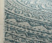 Covor Kalena Grey Teal 78x152 cm