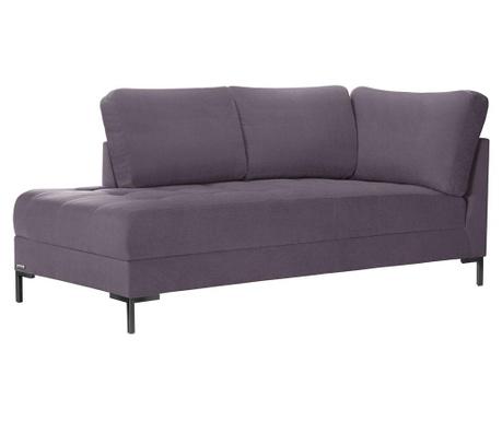 Lehátko do obýváku levostranné Harmony Big Purple