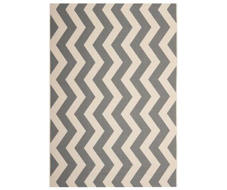 Amalfi Grey Beige Szőnyeg 160x231 cm