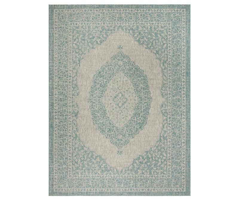 Tepih Amira Grey Aqua 90x150 cm